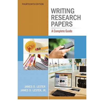 Writing Research Papers - Rice University